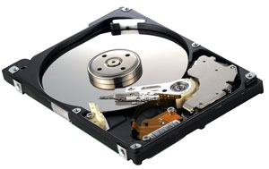Жесткий диск (HDD)