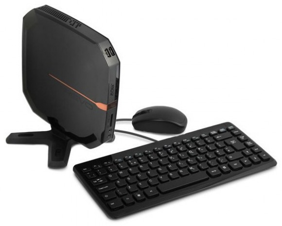 Неттоп Acer Revo RL70