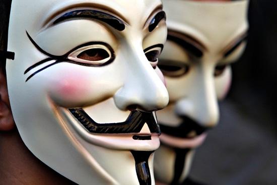 Эксперты уверены,что затея группировки Anonymous закончится провалом