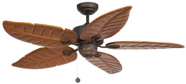 Бытовой вентилятор потолочного типа