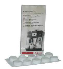 Таблетированное средство для ухода за кофеваркой SAERO