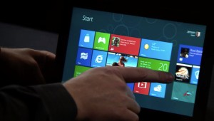 Планшет с Windows 8