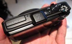 Nikon Coolpix S9300 с GPS