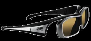 Активные 3D очки затворного типа