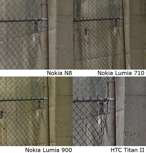 фотографии разными телефонами