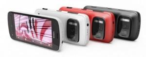 Смартфон Nokia 808 PureView