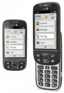 Смартфон / телефон PhoneEasy 740
