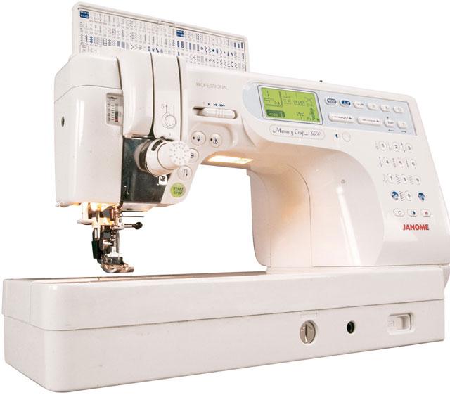 Швейная машина Janome MC (Электромеханическая)