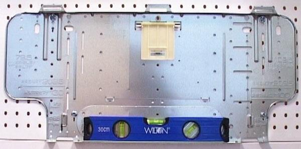 Крепёжная пластина (планка) внутреннего блока сплит-системы