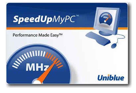 Разгон компьютера (SpeedUpMyPC) .