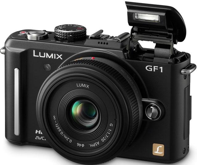 Компактный фотоаппарат продвинутого типа