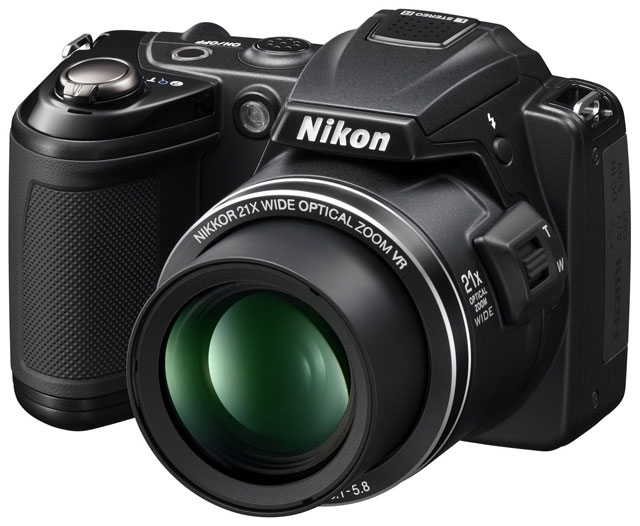 Длиннофокусная фотокамера