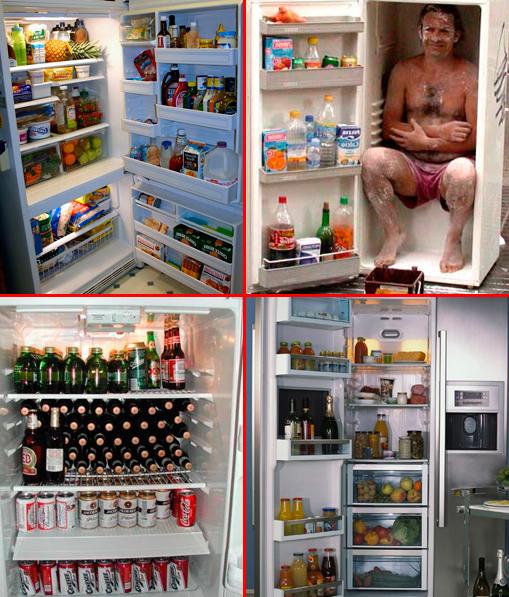 Эксплуатация холодильника летом