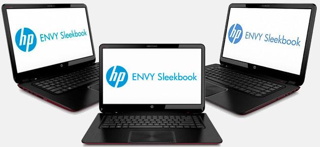 HP Sleekbooks