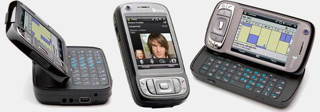 Коммуникатор HTC TYTN II