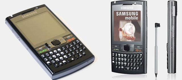 Смартфон Samsung i780