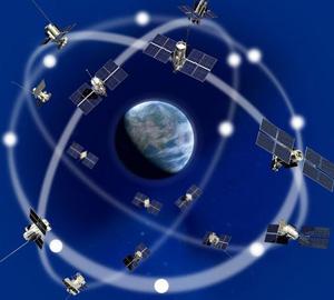 ГЛОНАСС - российская система спутниковой навигации