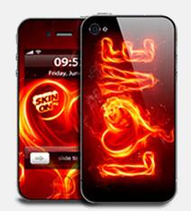 Моддинг Iphone виниловыми наклейками