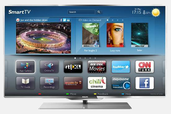 Телевизор Philips Smart TV 8007K