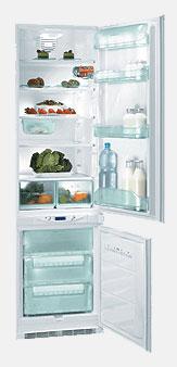 Встраиваемый холодильник марки Hotpoint-Ariston типа BCB CIS GE 333/B