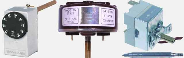 Термостаты устанавливаемые в бойлерах