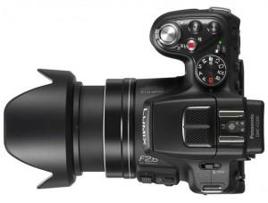 Верхняя панель Panasonic Lumix FZ200