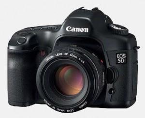 Фотокамера Canon EOS 5D Kit