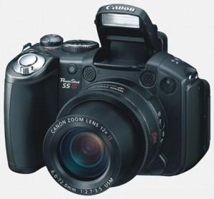 Фотокамера Canon PowerShot S5 IS