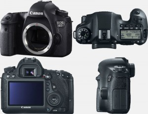 Цифровая фотокамера EOS 6D Body
