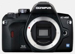 Фотокамера Olympus E-400 Body