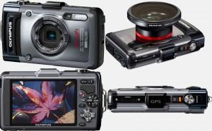 Цифровой фотоаппарат Olympus Tough TG-1 iHS