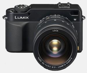 Фотокамера Panasonic Lumix DMC-L1 Kit
