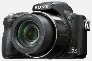 Фотокамера Sony Cyber-shot DSC-H50 Black