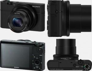 Цифровая фотокамера Sony Cyber-shot DSC-RX100