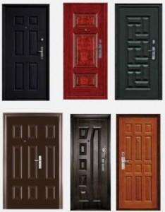 Стальные входные двери Форпост