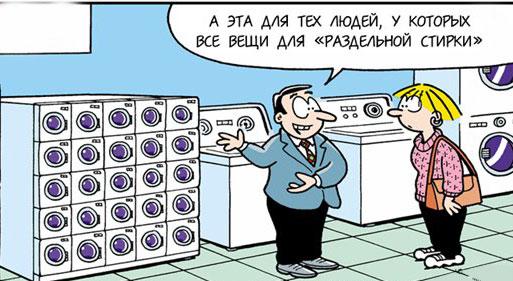 Выбор стиральной машины, какие факторы необходимо учесть?