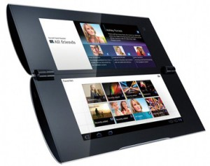 Sony Tablet P (2012)
