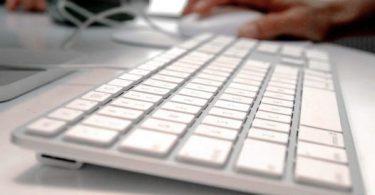Клавиша Delete на Mac