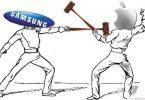 Apple взял реванш у Samsung в патентной войне