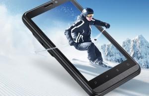 Смартфон с 3D-экраном