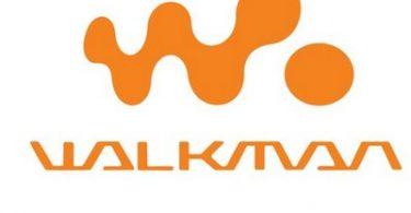 логотип продукции Walkman