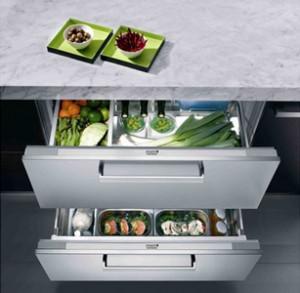 Встраиваемая модель холодильника