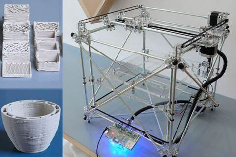 3D-принтер (компания Unfold)