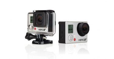 Обновленная экшн-камера GoPro Hero 3+