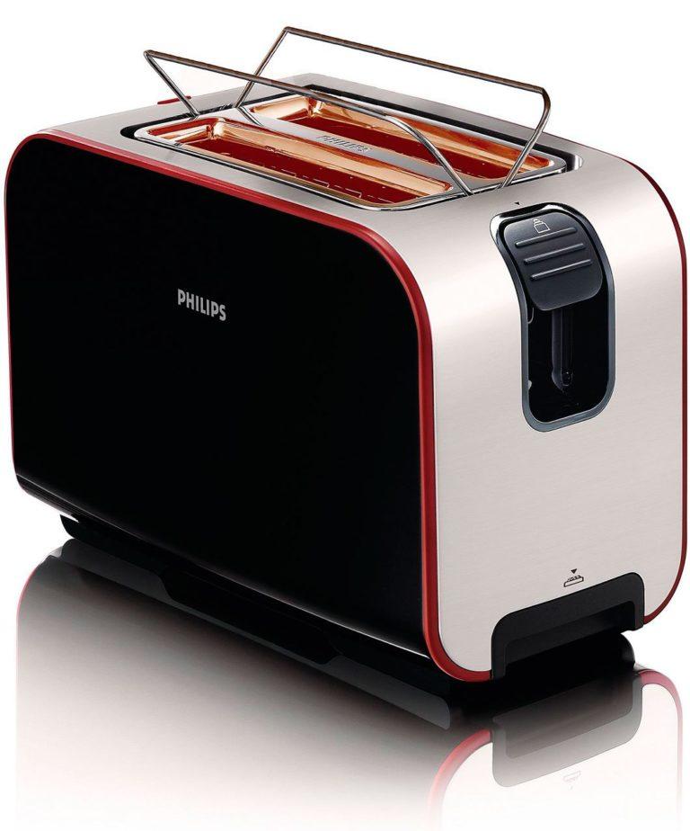 Виды тостеров