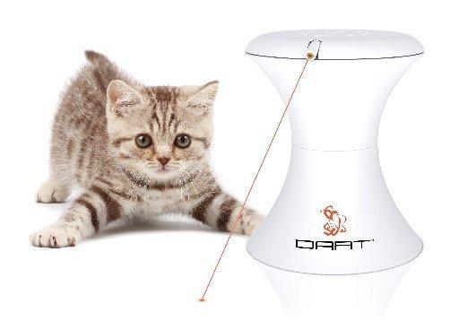Лазерный робот для развлечения домашних животных
