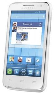 Смартфон Alcatel  модель One Touch M'Pop