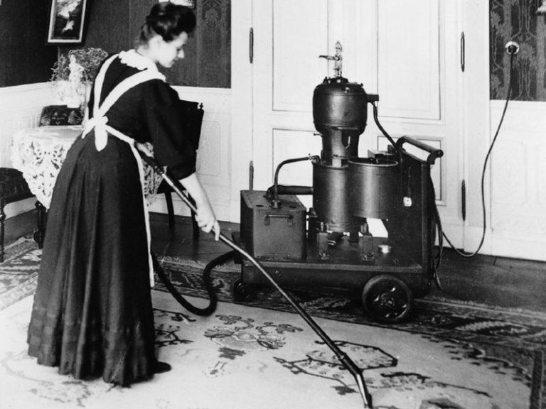 техника в доме в 19 веке