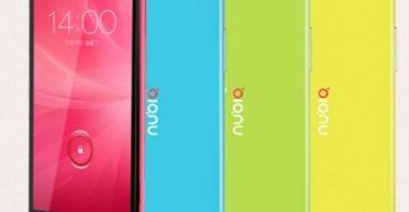 Рекордный спрос на смартфоны Nubia Z5S и Z5S mini