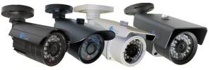 Цилиндрические уличные (bullet) камеры